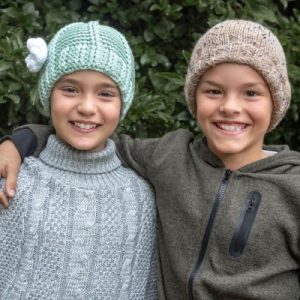 Nova Collection-Winter Beanies for little princess